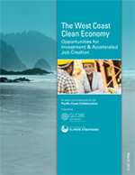 West Coast Clean Economy Market Insights Study (2012)